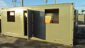 Green Container Office